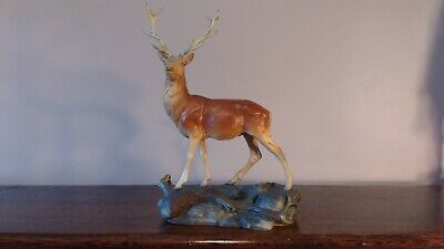 Beswick Connoisseur Stag Model No 2629 • 120£
