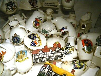 Crested China Selection B49    • 14.99£