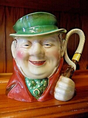 LARGE BESWICK  DICKENS TONY WELLER PORCELAIN JUG No. 281 - 7  / 17.8cm • 32£