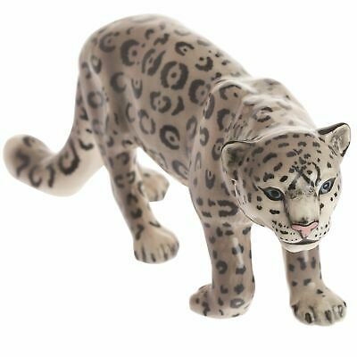 John Beswick Snow Leopard Figure JBNW5 Natural World Collection  • 28.75£