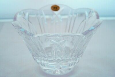 Tyrone Crystal Bowl Stamped • 14.99£