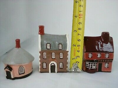 Ceramic Suffolk  Houses Cottages Made In England • 13.95£