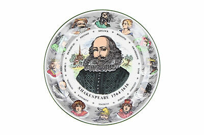 A Royal Doulton Shakespeare Plate • 9.95£