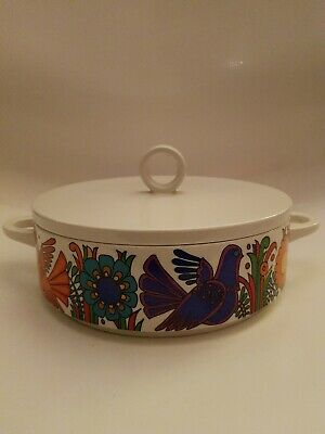 Villeroy & Boch Acapulco - Lidded Vegetable Dish / Serving Bowl  • 34£