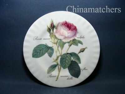 Roy Kirkham ~ Redoute Roses 8  Salad Plate In Excellent Condition • 10.50£