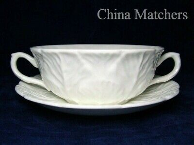Coalport Countryware Twin Handled Soup Cup & Saucer • 28£