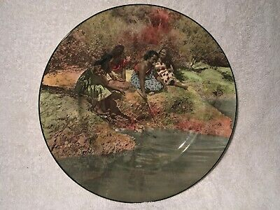 Vintage Royal Doulton African Game Reserve Collectors Plate - D.6305 • 7.50£