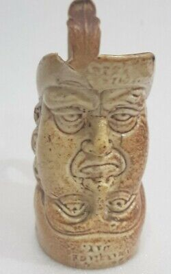 Rare Brampton Saltglaze Stoneware Toby Jug Marriage Day And After Marriage. • 40£