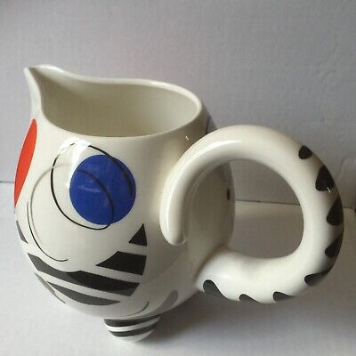 Villeroy & Boch Animal Park Large Jug Cat Design Signed Excellent Condition • 25£