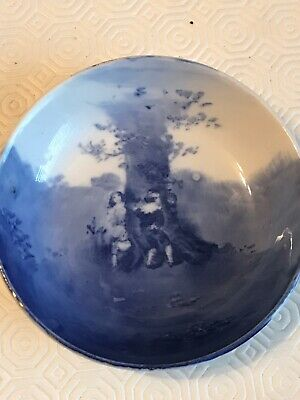 Royal Doulton Dish Ceramic Blue Children • 99.99£