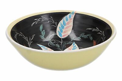 A Langley Denby Pottery Hand Painted Bowl 15.5 Cm • 11.95£