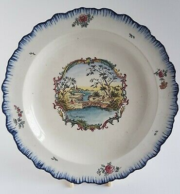 Pair Cauldon Decorative Plates (10in/25cm) With Scenic Views • 26.99£