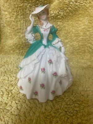 Royal Worcester Figurines ... The Fashionable Victorians Lady Sarah • 5.99£