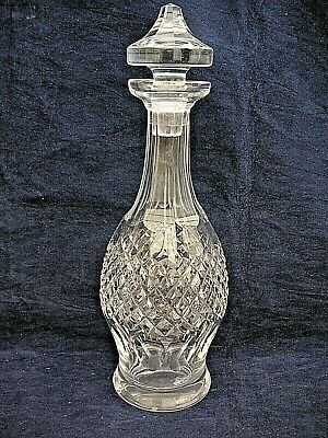 Waterford Colleen Crystal Wine / Sherry Decanter • 19.99£