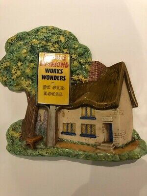 Beswick Wall Plaque Modelled As Ye Old Local Public House • 100£