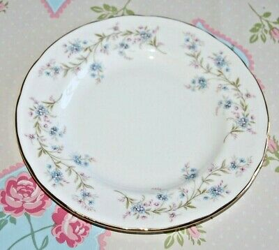 Duchess Bone China Tranquillity Side Plate 17cms Diameter. 1st Quality. • 3.99£