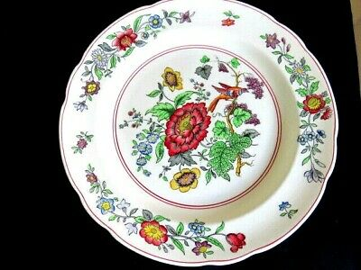 An Antique Copeland Late Spode Chinese Style Pattern Dinner Plate • 12£
