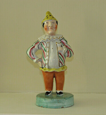 A Rare Staffordshire Figural Pepperette In The Form Of Punch, Circa 1860 • 54£