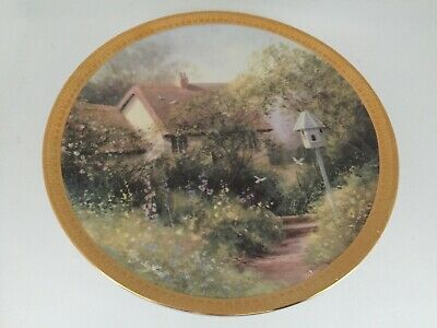 DOVE COTTAGE ~ ROYAL DOULTON LIMITED EDITION PLATE By HILARY SCOFFIELD • 7.95£