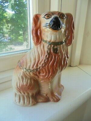 A Vintage Conforter Spaniel Dog ~ A Lovely  Display Item In Great Condition ! • 12£