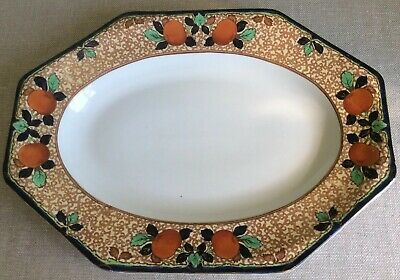 John Maddock &Son Newtown Pattern No 115228 Platter Vintage Antique Art Deco • 17.99£