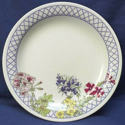 Wade Potteries For Ringtons Floral Trellis Pattern 7.5  Plate • 3.50£