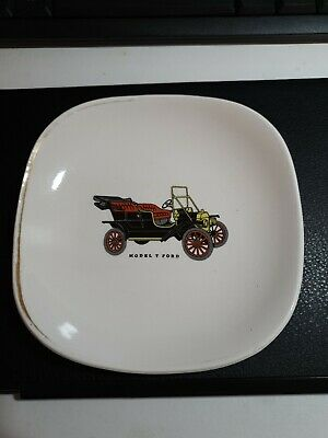 Model T Ford China Dish • 5£