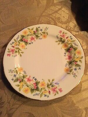 Vintage Colclough Hedgerow Side Plate Spare Or Replacement • 2.50£