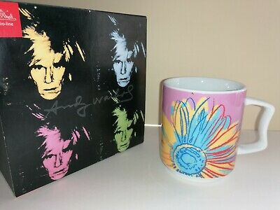 Andy Warhol Rosenthal Daisy Cup • 15£