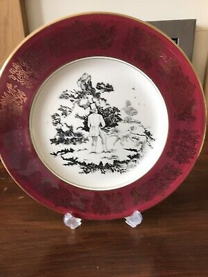 Clarice Cliff Dinner Plate. Royal Staffordshire • 3.99£