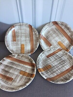 Vintage 1950/1960s Dinner Plates From Woolworth  • 5£