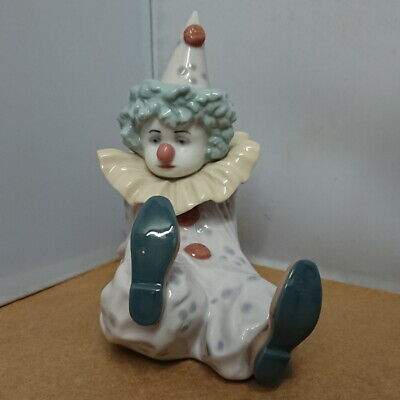 Lladro Figurine  TIRED FRIEND  Clown   Model 5812    MINT  • 1£