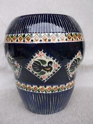 598 / Beautiful Large Early 20th Century Arts And Crafts Pottery Vase • 29.99£