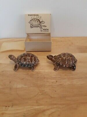 Pair Of Wade Tortoises • 40£