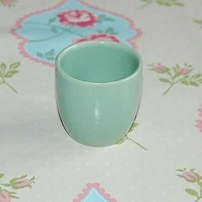 Woods Ware Beryl Egg Cup. Utility Ware, C 1940's. Qty Available.  • 6.49£
