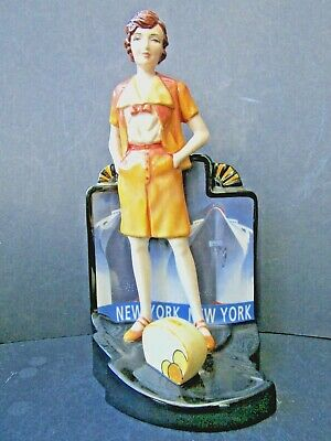 Peggy Davies Limited Edition Figurine - Tallulah Bankhead • 90£