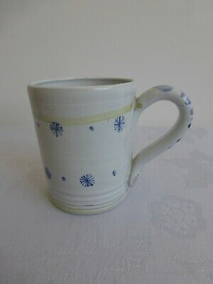 Very Rare And Old, Base Marked Plus DDD ,Rye Pottery 3 Cup, Hand Thrown/painted. • 50£