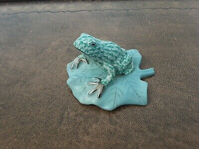 Herend Frog • 40£