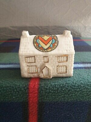 Crested China House British Manufacture Crest NEWPORT. MON • 2£