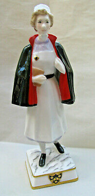 Royal Worcester Guys Hospital 1960s Staff Nurse. Limited Edition. 1996. • 53.67£