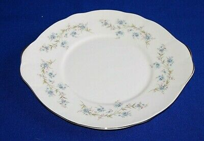 Duchess Tranquility Tab Handle Bread & Butter, Cake Plate. 1st Quality.  • 9.99£
