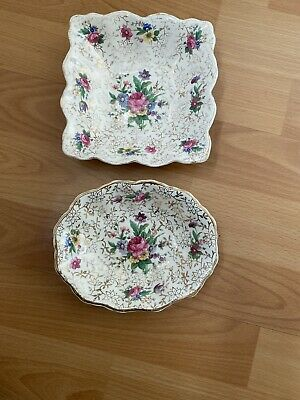 Vintage Pair Of Midwinter Dishes • 5£