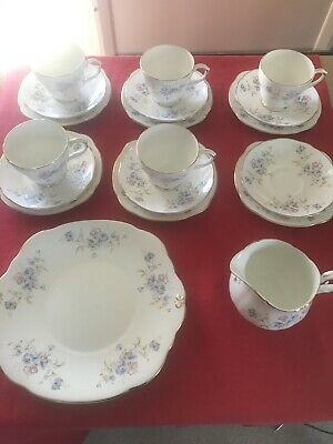 Lovely Vintage Duchess A T Finney & Sons Coppice Pattern Part Tea Set Bone China • 6.90£