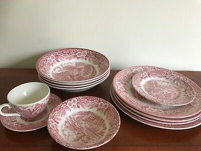 Vintage Broadhurst Ironstone - The Constable Series  - Assorted Items • 4.50£