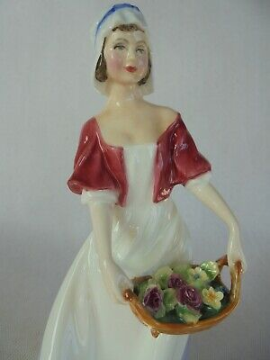 Royal Doulton Figure/figurine ~ Hn3258 - Dawn - Style Two - Very Fine ! • 16£