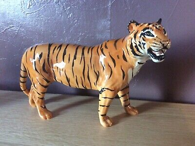 Beswick Tiger, Looks Stunning In Lovely Condition • 50£