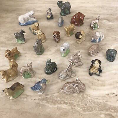 Wade Whimsies Collection Job Lot X 29 • 5.50£