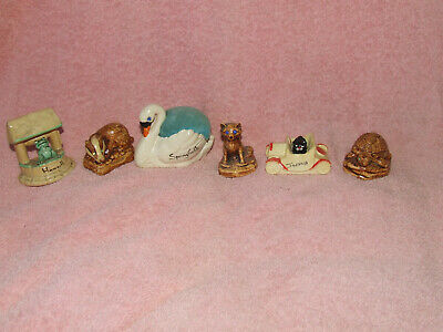 VINTAGE 1970s MANOR WARE ANIMALS GROUP 2 • 10£
