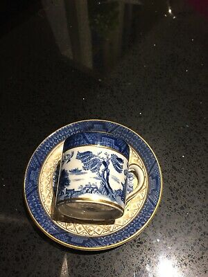 Booths Real Old Willow 1906-1921 Coffee Can Expresso • 4.20£