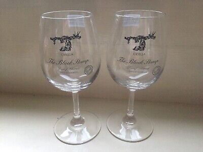 Dartington Red Wine Crystal Glasses • 10£